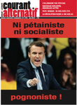 Courant Alternatif n°270 Mai 2017 est sorti