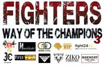 """Fighters """" Way of The Champions """" 3rd Edition"""