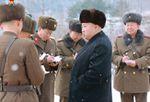 La Corée du Nord a déployé deux missiles balistiques intercontinentaux