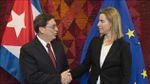 La UE y Cuba firmarán primer acuerdo bilateral y abrirán nueva era de relaciones
