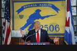 Trump envía mensaje al pueblo cubano este 20 de mayo