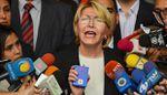 Oposición venezolana marchará en apoyo a la fiscal Luisa Ortega en una ''fase decisiva'' de protestas