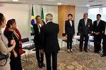 Leopoldo López habló por teléfono con Michel Temer y le pidió que facilite un ''canal humanitario''