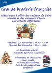 Vente caritative d'Automne, Grande Braderie française