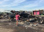 Incendie au bidonville de Triel : Appel à Solidarité