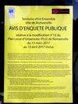 PLU de Romainville : et de douze modifications !
