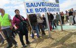 La marche anti-placoplatre pour le bois Gratuel, la vidéo !