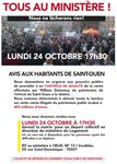 OPH St Ouen :Tous au Ministère du logement ce lundi 24 octobre! Nous devons êtreentendus!