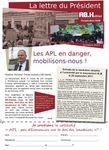Les APL en danger : lettre du Président d'AB-Habitat