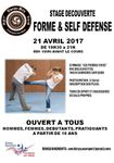 [Annonce] Stage Forme et Self-Défense - 21 avril 2017