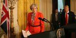 Retour de Brexit pour Theresa May et cote en baisse pour la Première ministre britannique