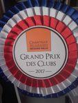 Chantilly Arts et Elegance le dimanche 10 septembre : l'avava avait son enclos réservé à ses membres