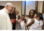 Le Pape François invite à considérer les migrations comme une chance pour l'Europe