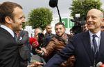 Juppé favorable à un « grand mouvement central » avec Macron et LREM pour les européennes 2019