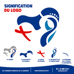 Logo officiel Panama 2019