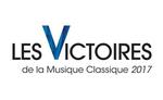 Les Victoires de la Musique Classique 2017 sur France 3 le Mer.01-02-2017