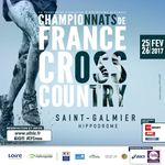 26/02/17 : Championnats de France de Cross-Country à Saint Galmier