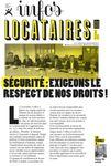 Sécurité : exigeons le respect de nos droits. Plaine Commune Habitat