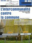 L'intercommunalité contre la commune""