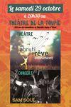 Théâtre de la toupie en octobre 2016 à La Neuville Chant d'Oisel