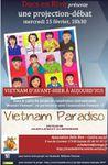 """Projection du film """"Vietnam Paradiso"""" au centre social Belle Rive de Saintes"""