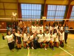 AS Volleyball semaine du 3 au 6 janvier 2017