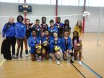 AS volley semaine du 24 au 28  avril 2017