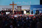 Discours du pape François aux volontaires des JMJ de Cracovie