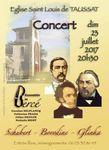Sixième édition du concert de Taussat