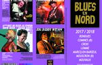 Playlist & podcast Tellin'you du 14/09/2017 - invité Patrick Dallongeville pour Blues en Nord - www.rqc.be