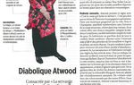 Margaret Atwood : articles Le Point et L'Express