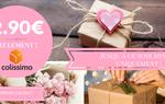 OFFRE EXCEPTIONNELLE : LIVRAISON COLISSIMO 2.90€ JUSQU'A CE SOIR MINUIT
