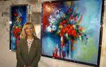Explosion de couleurs avec Nicole Ortis-Bommarito.