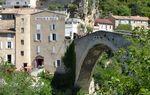 Le Pont Roman à Nyons (Drôme 26)