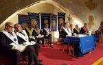 Yvon Couve nouveau Grand Maître de la Grande Loge Traditionnelle de France