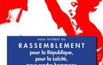 GODF : Rassemblement du 1er mai au Père Lachaise pour la République, la laïcité et rendre hommage aux martyrs de la Commune de Paris (1871)