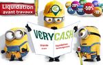 Very cash quitte l'Orée de Sologne pour la galerie marchande d'Hyper U