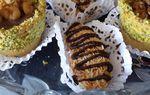 Gâteaux sans cuisson aux cacahuètes