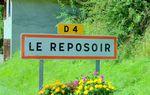 Le reposoir...village de montagne - Haute Savoie