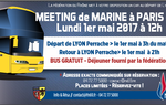 Participez au grand Meeting du 1er mai de Marine à Paris