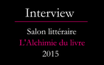 Interview l'Alchimie du livre