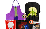 WOOTBOX octobre 2017 (HALLOWEEN) - NIGHTMARE & STRANGER THINGS sur Netflix