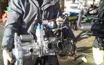 Motor Rotax 582 in Revision