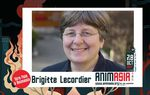 INTERVIEW DE BRIGITTE LECORDIER LA VOIX DE DRAGON BALL