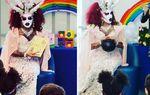 USA : Un démon drag-queen pour les enfants de la bibliothèque publique de Michelle Obama