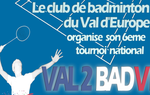 [14, 15 & 16/07/2017] Tournoi VAL 2 BAD