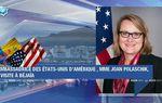 BEJAIA : L'Ambassadrice des États-Unis d'Amérique en visite en Kabylie. KDirect - Actualité