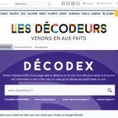 """Le Monde et sa lumineuse trouvaille anti """" fakes """" : Le Décodex... - MOINS de BIENS PLUS de LIENS"""