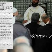 ALGERIE : Les Kabyles sont dans le péché, lancer des pierres sur les policiers est Haram. KDirect - Actualité - KDirect - Actualité