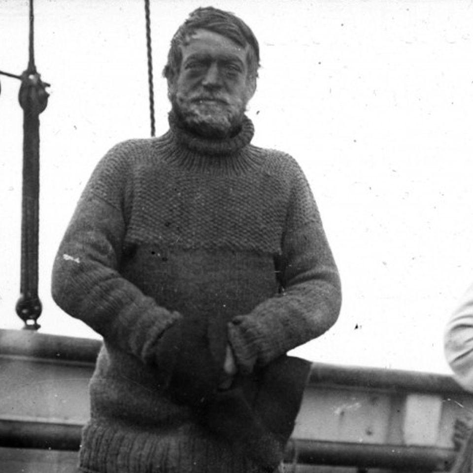 MacKinlay's: Sur les traces de Ernest Shackleton.